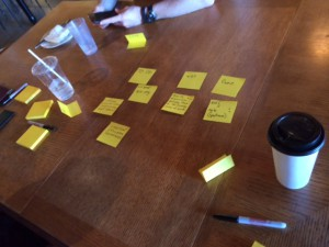 lean coffee meeting 1
